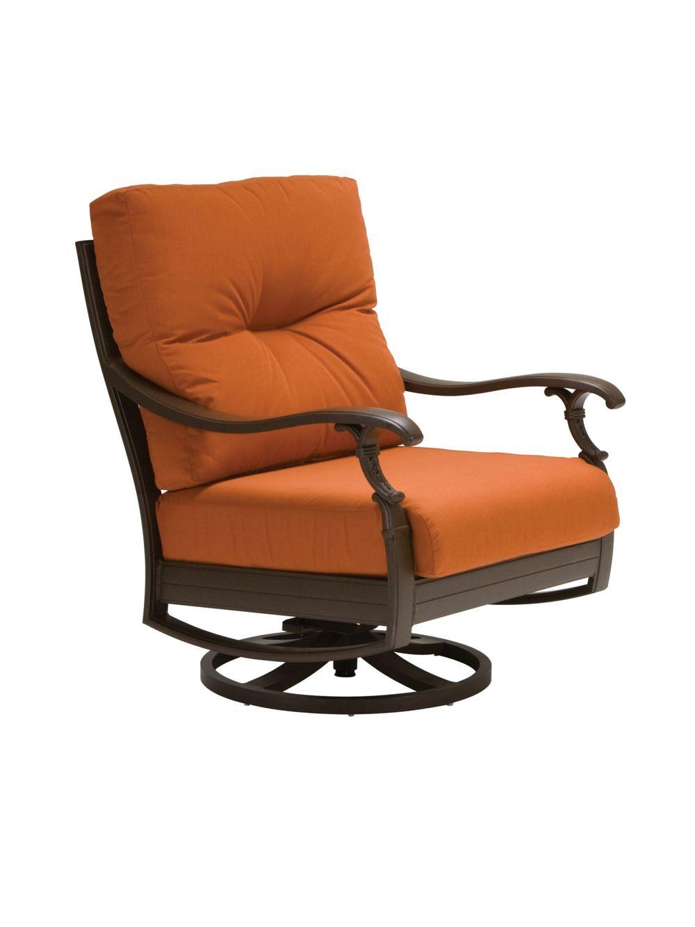 Tropitone Furniture - Swivel Action Lounger