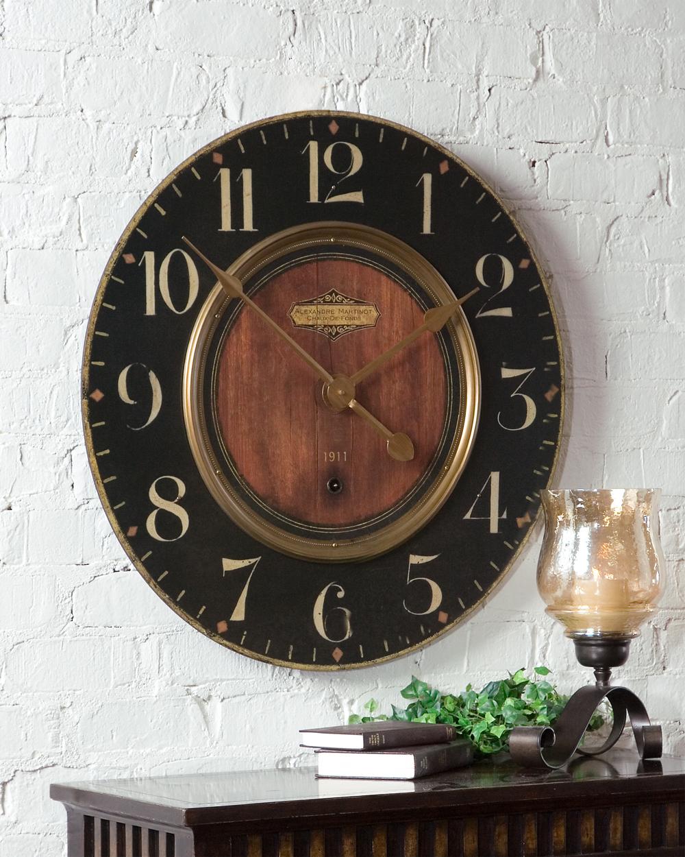 Uttermost Company - Alexandre Martinot Wall Clock