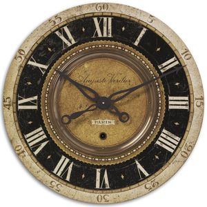 Thumbnail of Uttermost Company - Auguste Verdier Wall Clock