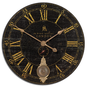 Thumbnail of Uttermost Company - Bond Street Wall Clock