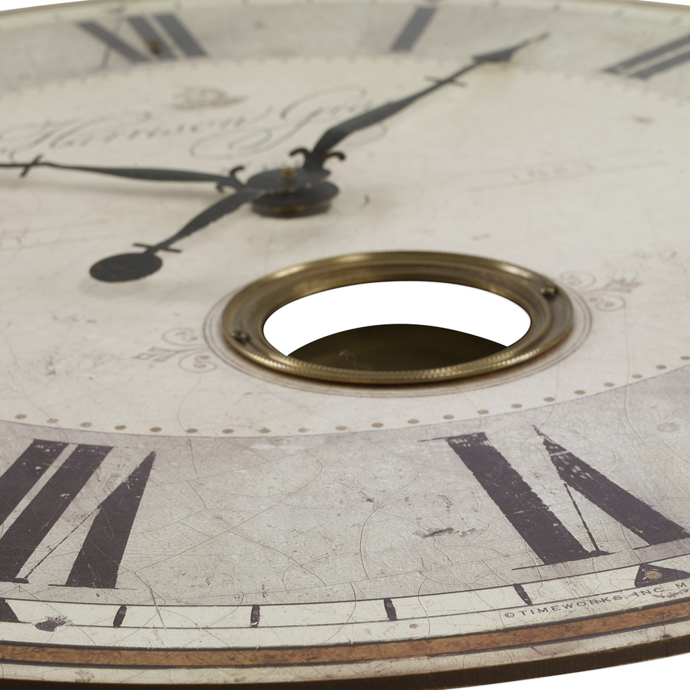Uttermost Company - Harrison Gray Wall Clock