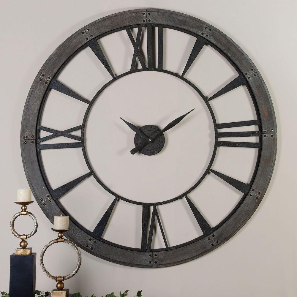 Uttermost Company - Ronan Large Wall Clock