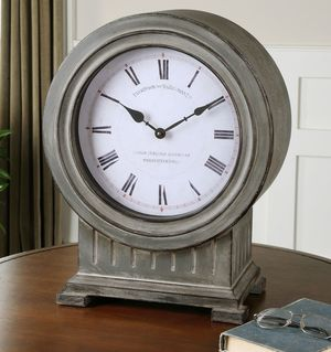 Thumbnail of Uttermost Company - Chouteau Mantel Clock