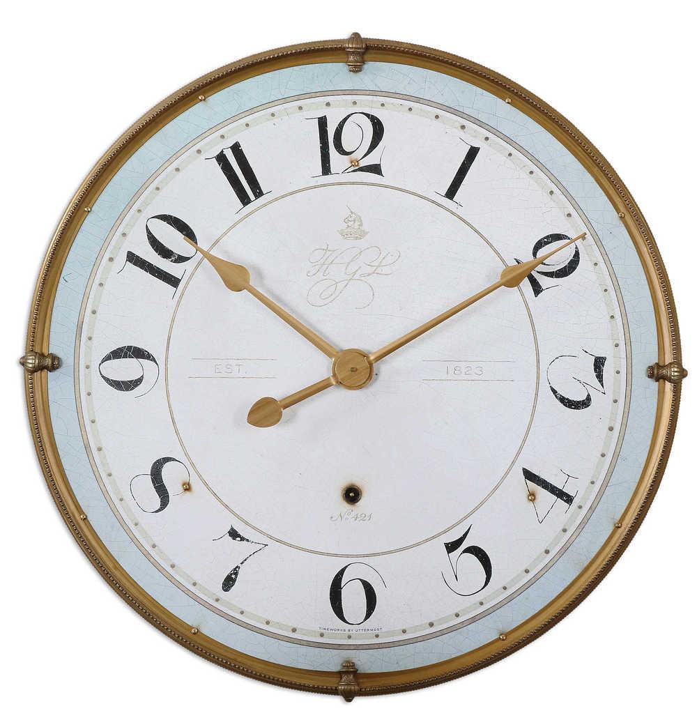 Uttermost Company - Torriana Wall Clock