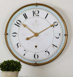 Thumbnail of Uttermost Company - Torriana Wall Clock