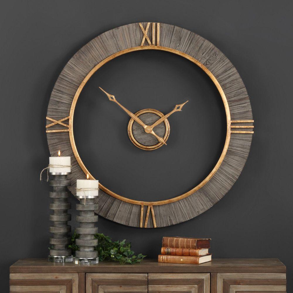 Uttermost Company - Alphonzo Wall Clock