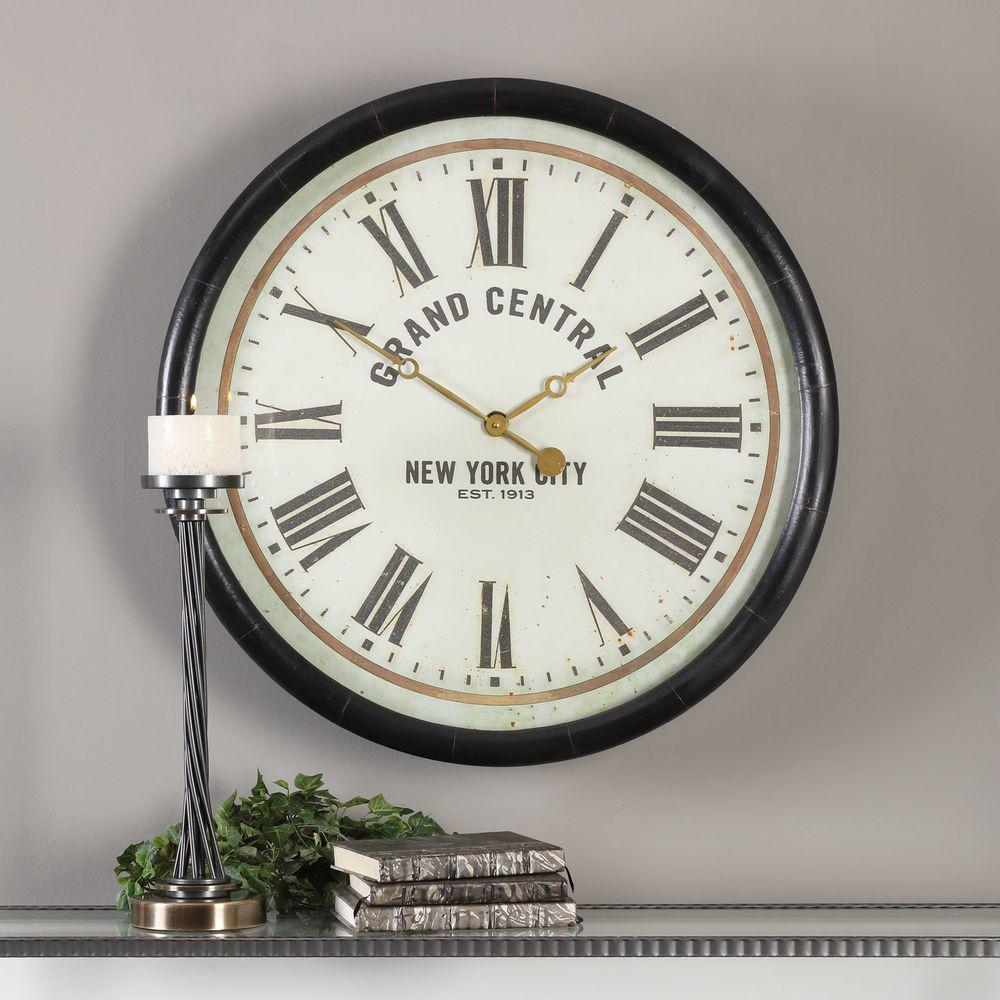 Uttermost Company - Leonor Wall Clock