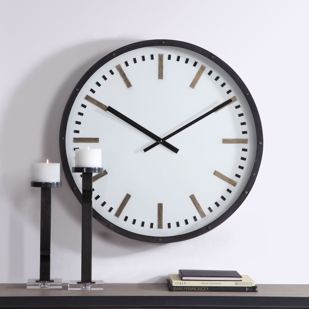 Uttermost Company - Fleming Wall Clock