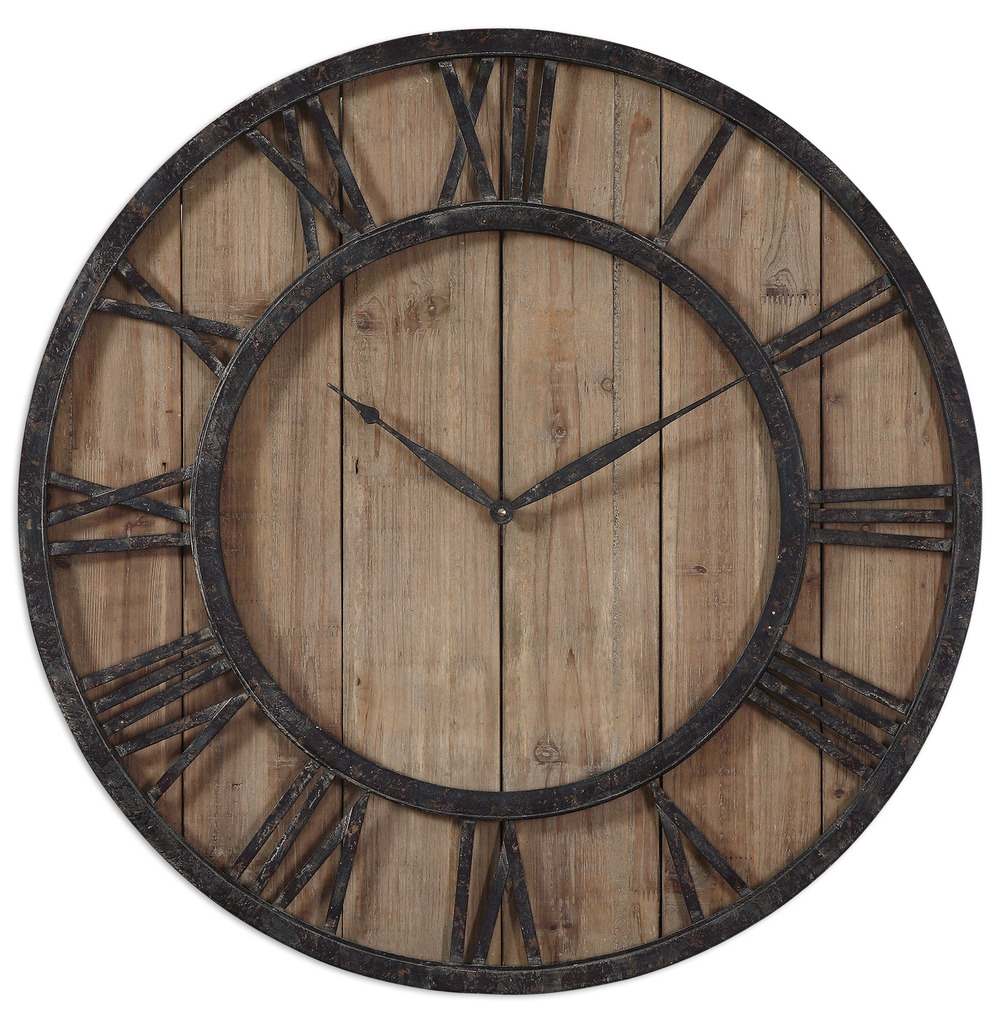 Uttermost Company - Powell Wall Clock