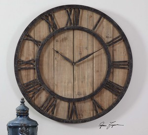 Thumbnail of Uttermost Company - Powell Wall Clock