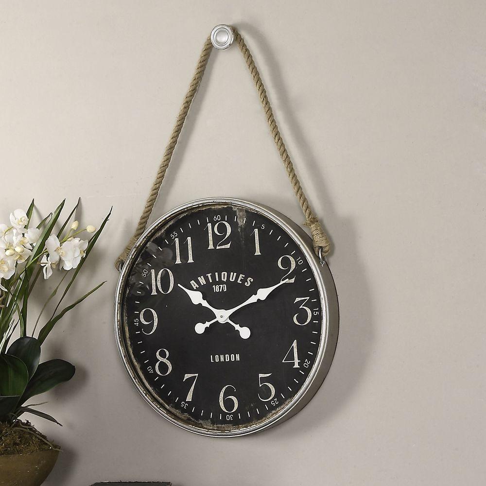 Uttermost Company - Bartram Wall Clock