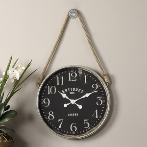 Thumbnail of Uttermost Company - Bartram Wall Clock