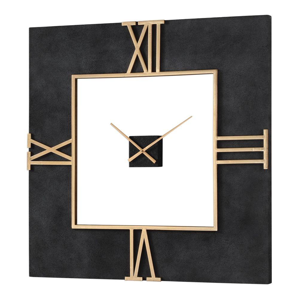 Uttermost Company - Mudita Wall Clock