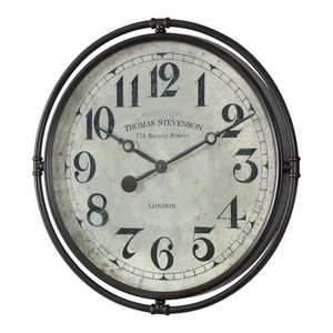 Thumbnail of Uttermost Company - Nakul Industrial Wall Clock