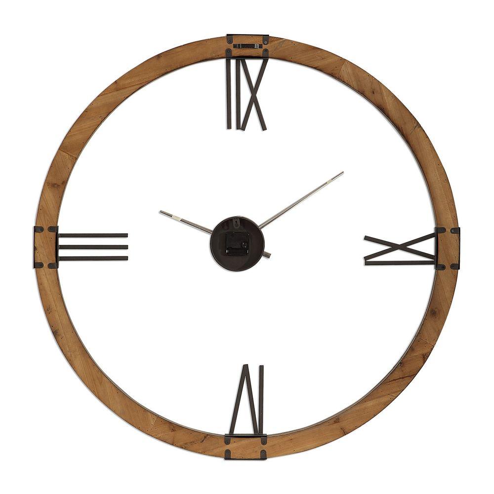 Uttermost Company - Marcelo Modern Wall Clock