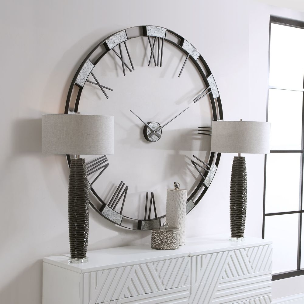 Uttermost Company - Alistair Modern Wall Clock