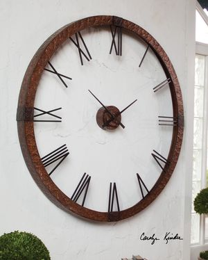 Thumbnail of Uttermost Company - Amarion Wall Clock
