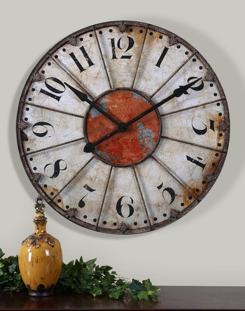 Uttermost Company - Ellsworth Wall Clock