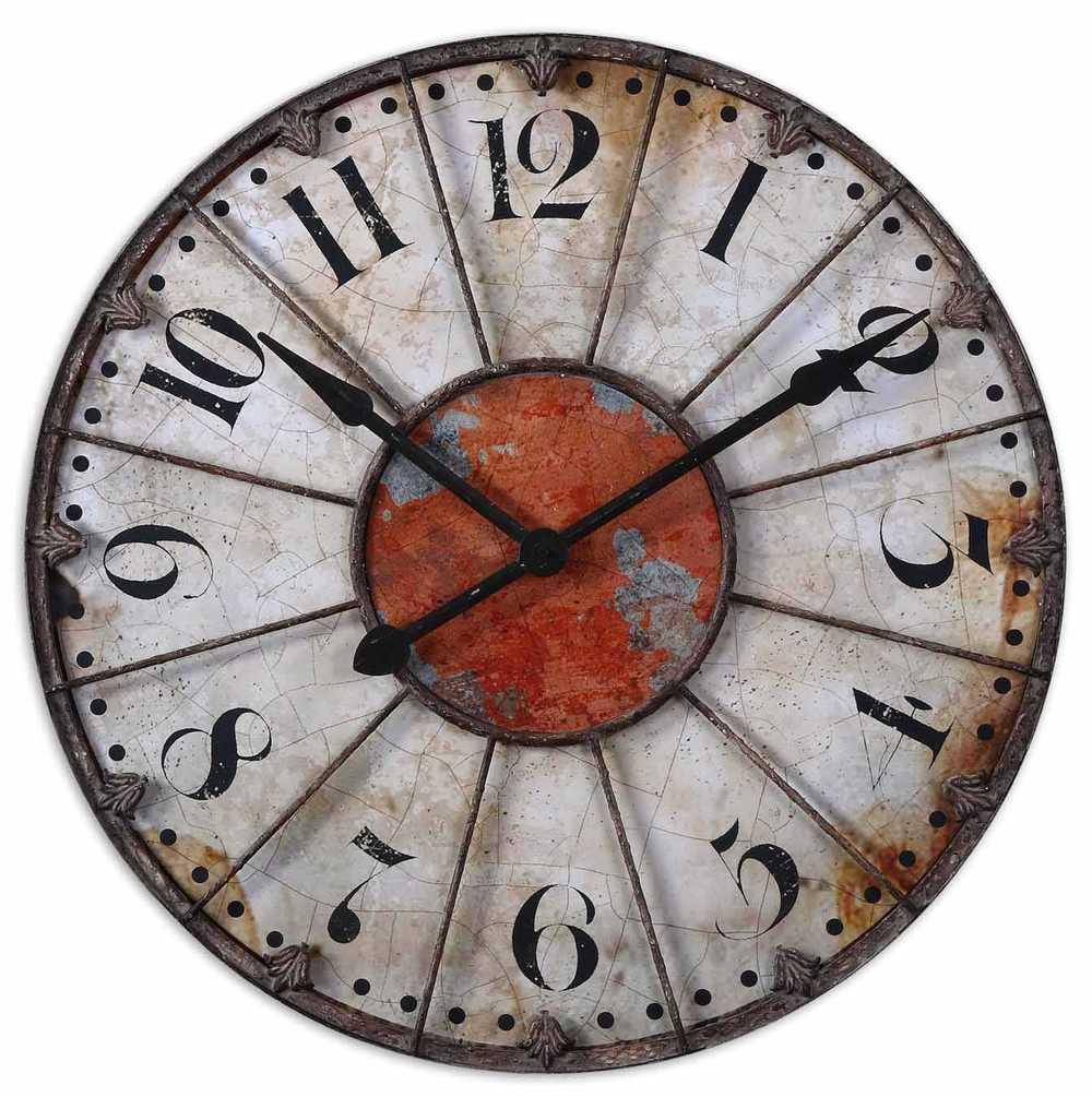 Uttermost Company - Ellsworth Wall Clock
