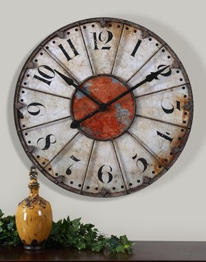 Thumbnail of Uttermost Company - Ellsworth Wall Clock