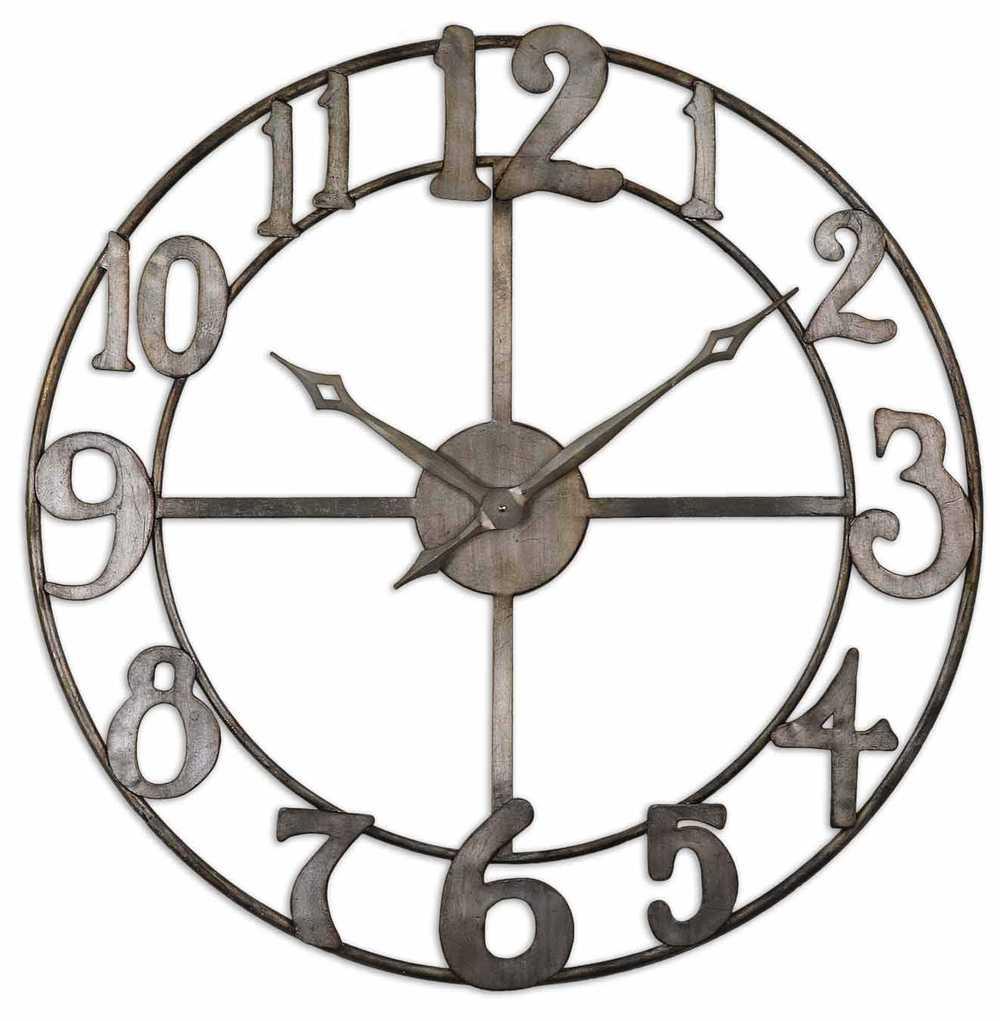 Uttermost Company - Delevan Wall Clock
