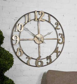 Thumbnail of Uttermost Company - Delevan Wall Clock