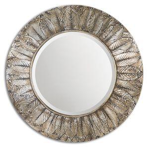 Thumbnail of Uttermost Company - Foliage Round Mirror