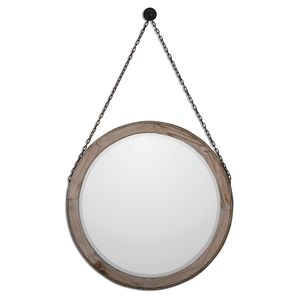 Thumbnail of Uttermost Company - Loughlin Round Mirror