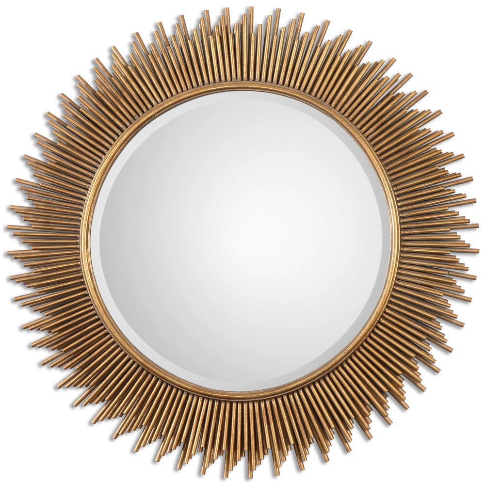 Uttermost Company - Marlo Round Mirror