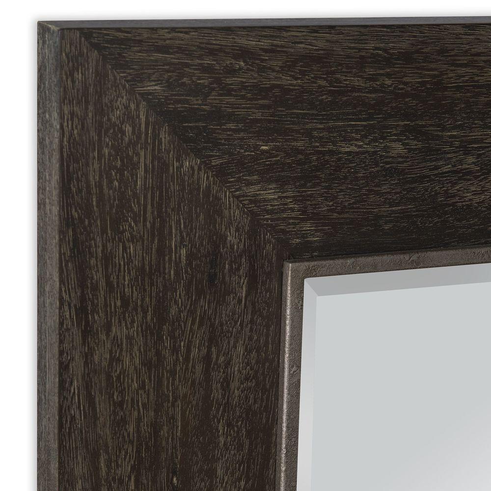 Uttermost Company - Cainan Dark Walnut Mirror