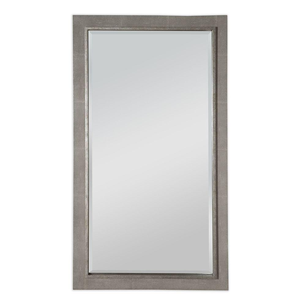 Uttermost Company - Zigrino Oversized Gray Mirror