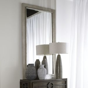 Thumbnail of Uttermost Company - Zigrino Oversized Gray Mirror