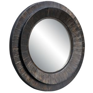 Thumbnail of Uttermost Company - Corral Round Mirror
