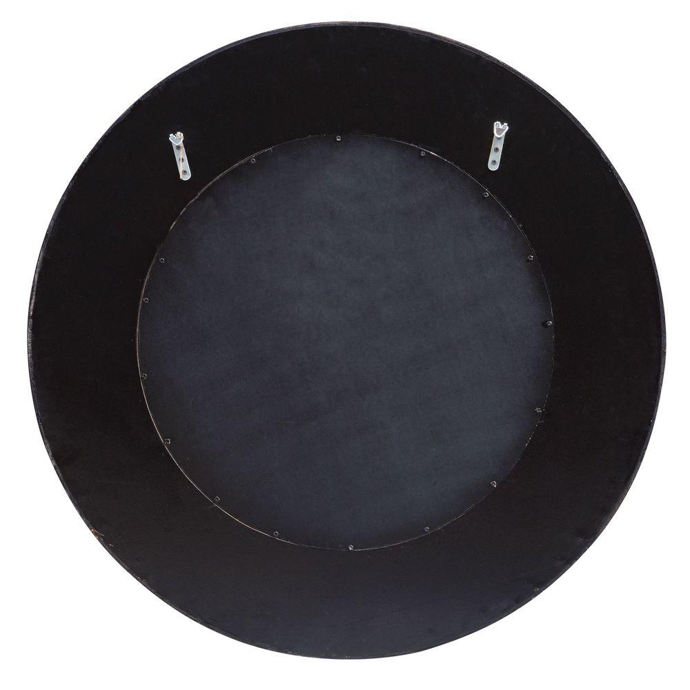 Uttermost Company - Corral Round Mirror