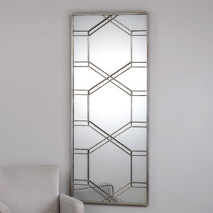 Thumbnail of Uttermost Company - Kennis Silver Mirror