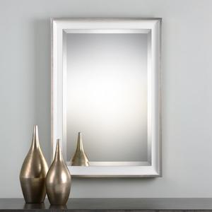 Thumbnail of Uttermost Company - Lahvahn White Silver Mirror
