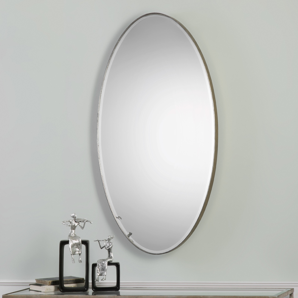 Uttermost Company - Petra Oval Mirror