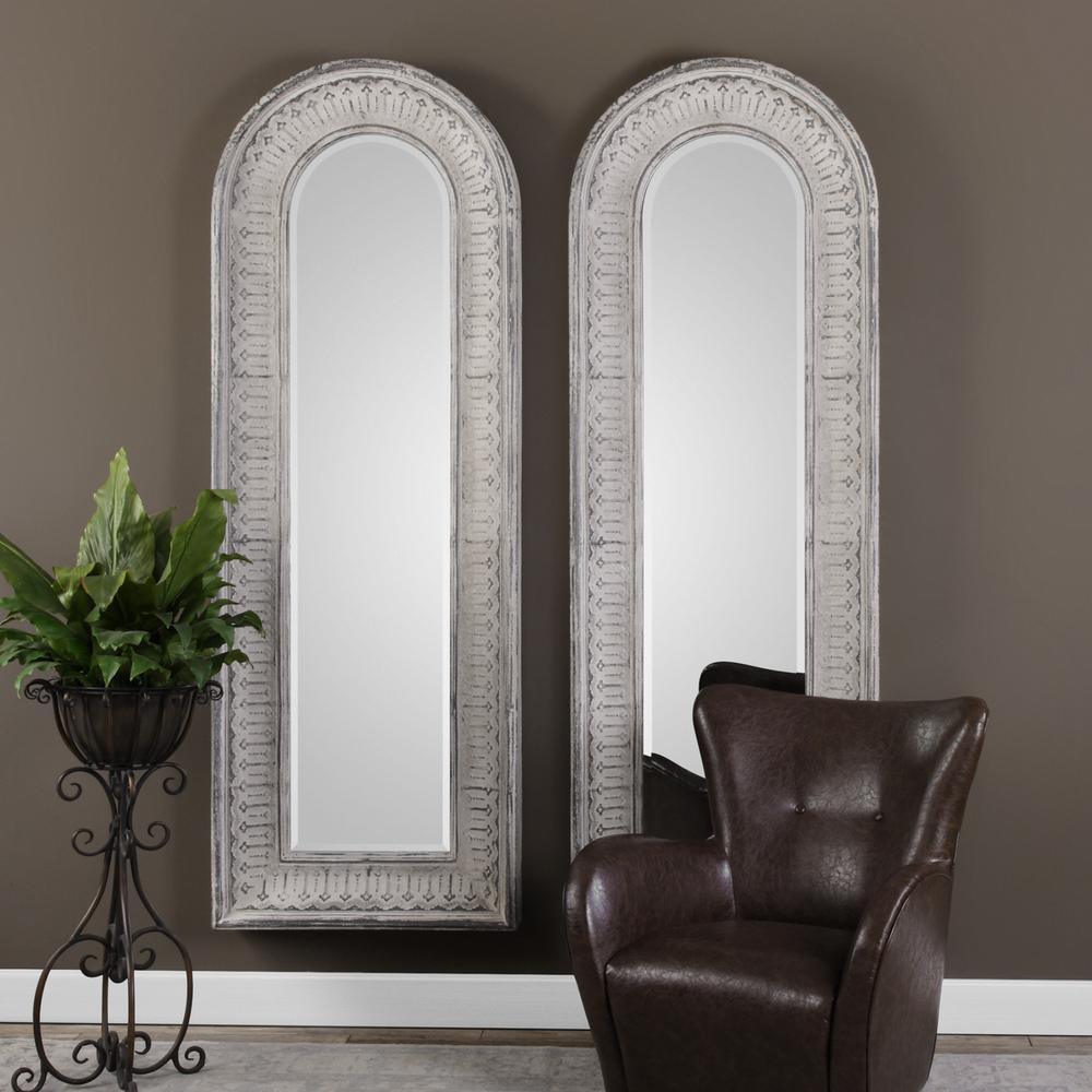 Uttermost Company - Argenton Arch Mirror