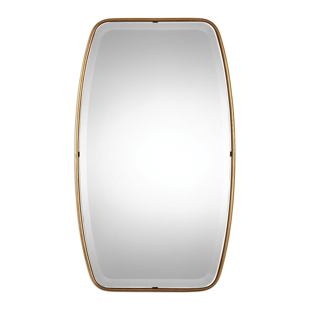 Uttermost Company - Canillo Antiqued Gold Mirror