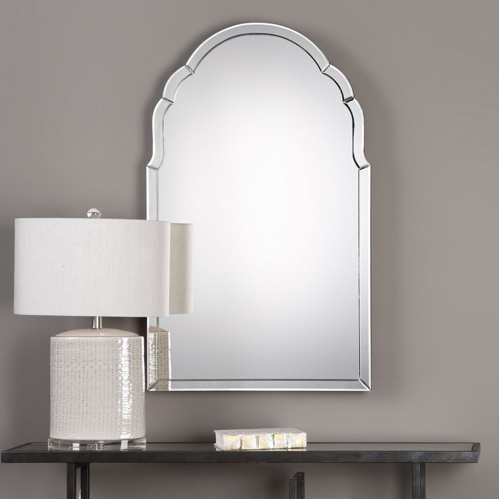 Uttermost Company - Brayden Frameless Mirror
