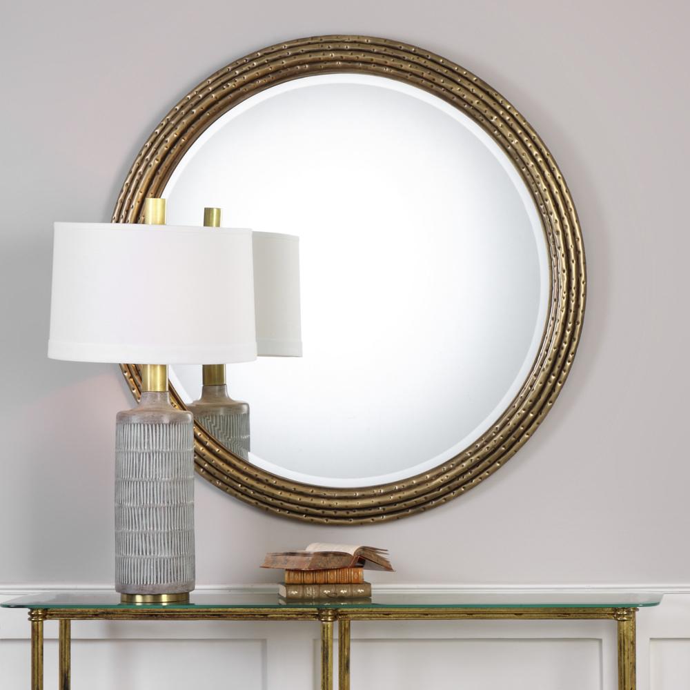 Uttermost Company - Spera Round Mirror
