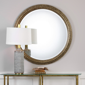 Thumbnail of Uttermost Company - Spera Round Mirror