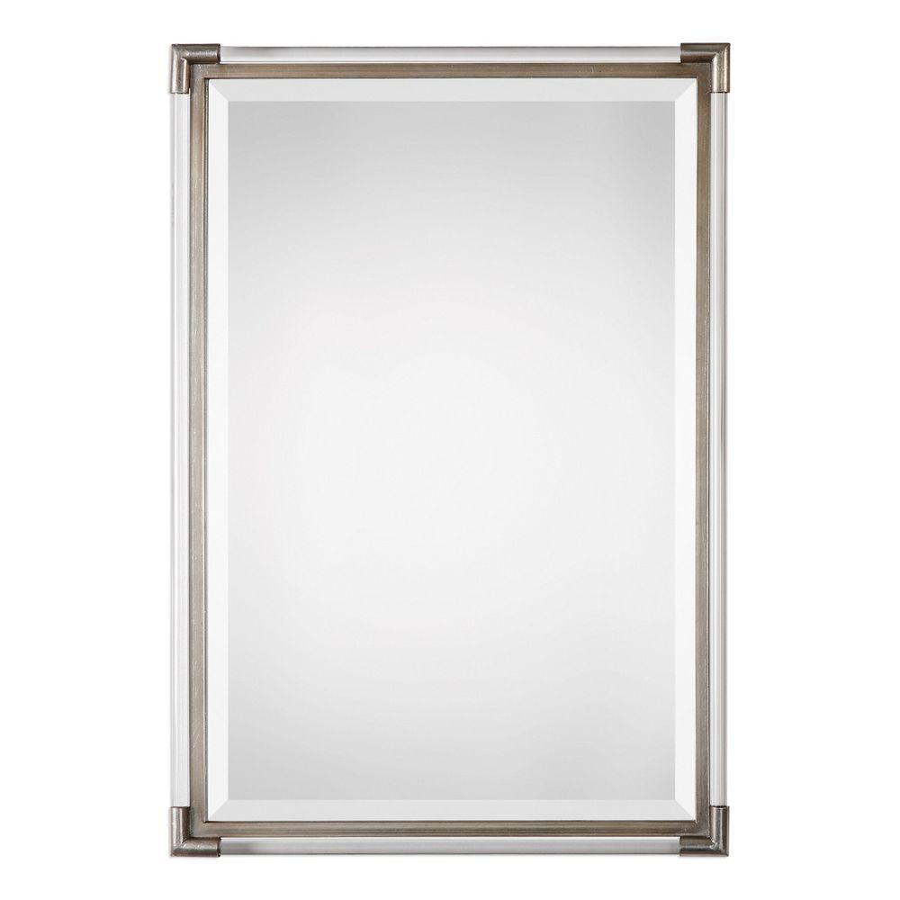 Uttermost Company - Mackai Metallic Silver Mirror