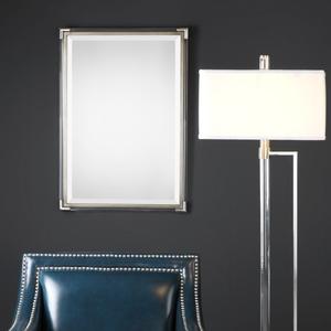 Thumbnail of Uttermost Company - Mackai Metallic Silver Mirror