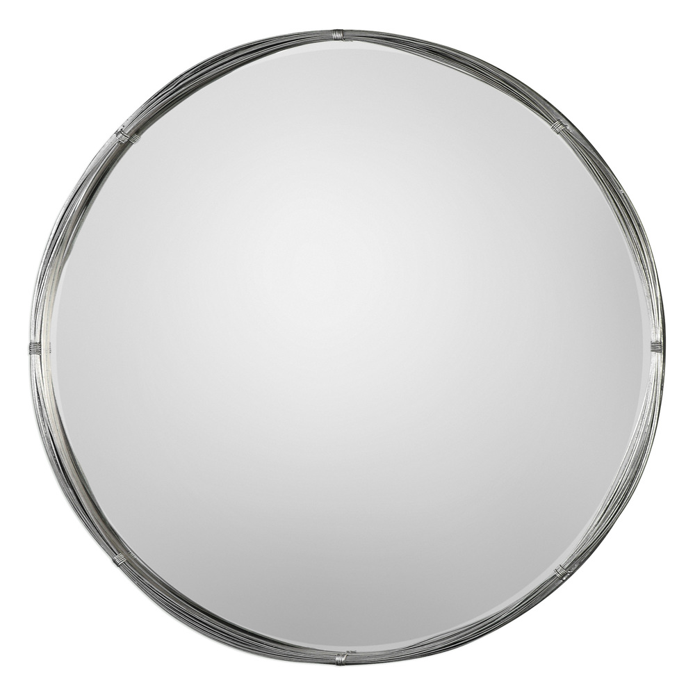 Uttermost Company - Ohmer Round Mirror