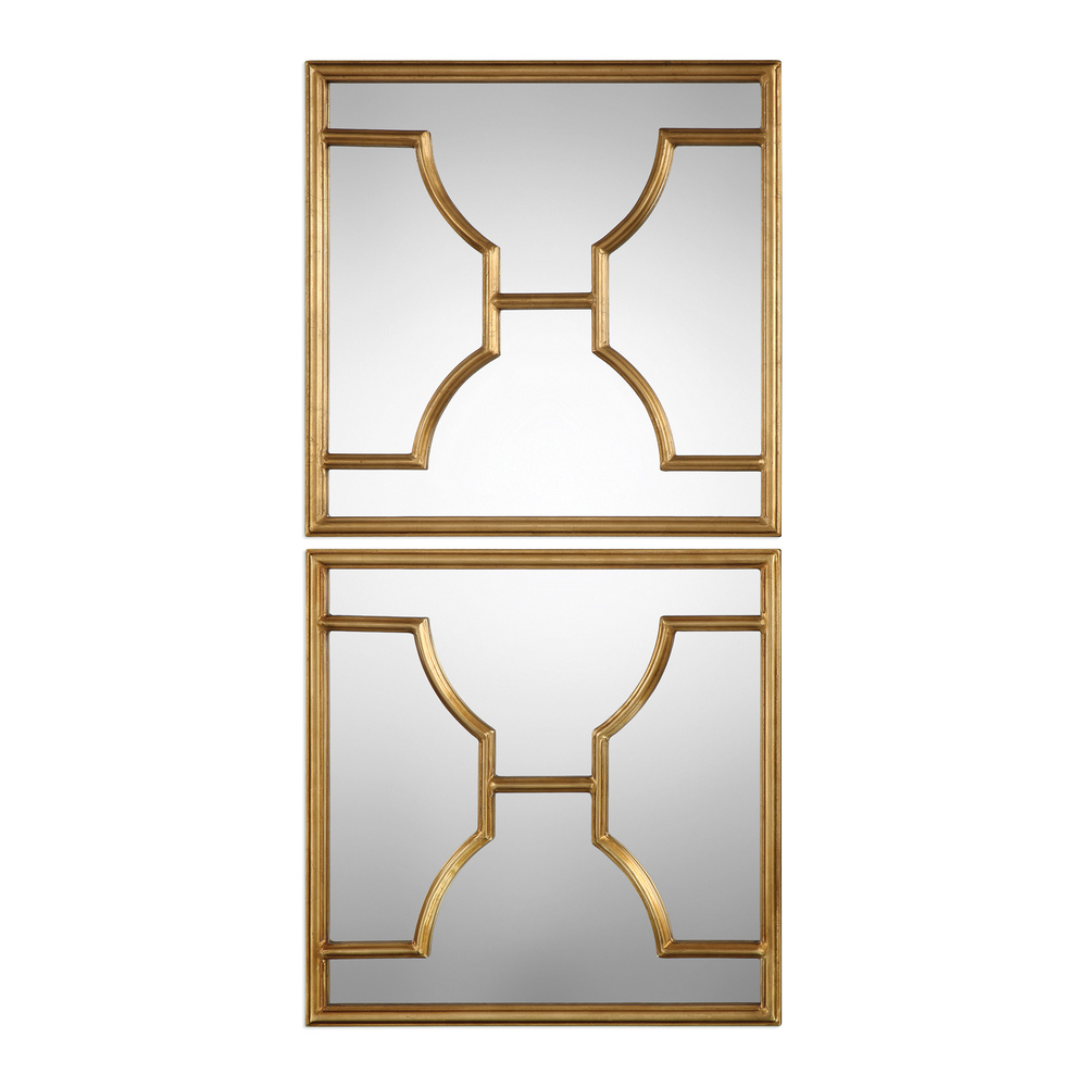 Uttermost Company - Misa Square Mirrors, Set/2