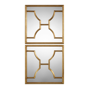 Thumbnail of Uttermost Company - Misa Square Mirrors, Set/2