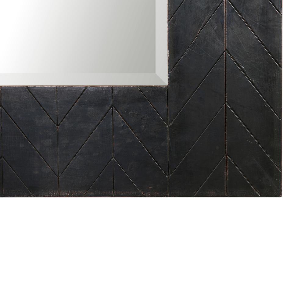 Uttermost Company - Caprione Oxidized Dark Copper Mirror