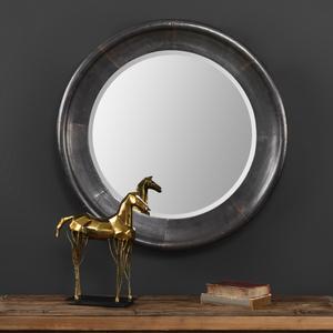 Thumbnail of Uttermost Company - Reglin Round Mirror