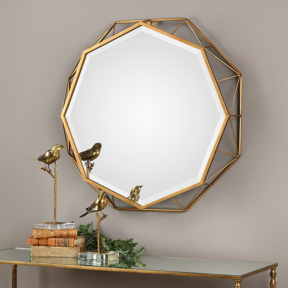 Uttermost Company - Mekhi Octagonal Mirror